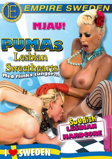 PUMAS LESBIAN SWEETHEARTS